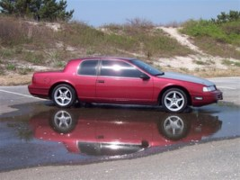 gpat6s 1991 Mercury Cougar photo thumbnail