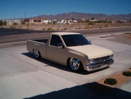 cannon1s 1986 Nissan Hard Body photo thumbnail