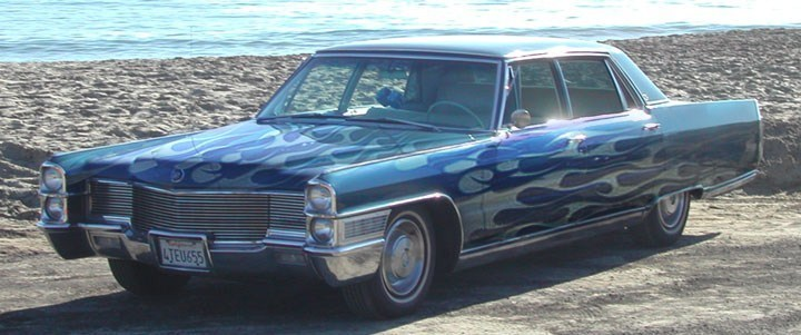 rodillacs 1965 Cadillac Fleetwood Brougham photo