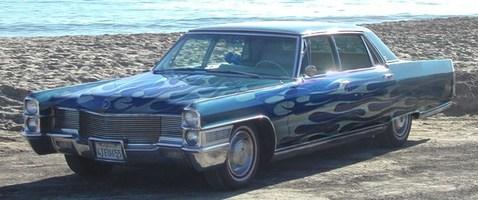 rodillacs 1965 Cadillac Fleetwood Brougham photo thumbnail