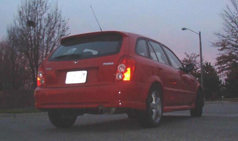 blackdragon11s 2003 Mazda Protege 5 Wagon photo
