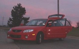 blackdragon11s 2003 Mazda Protege 5 Wagon photo thumbnail