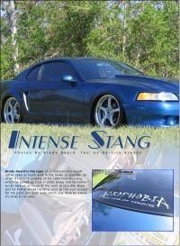 ///DragBdys 1999 Ford Mustang photo