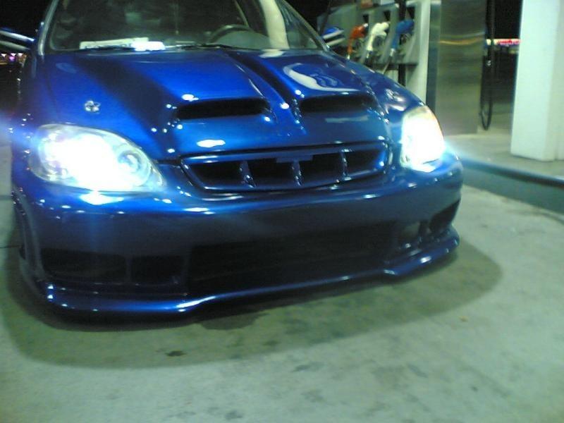 playasurges 1997 Honda Civic photo