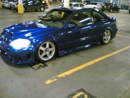 playasurges 1997 Honda Civic photo thumbnail