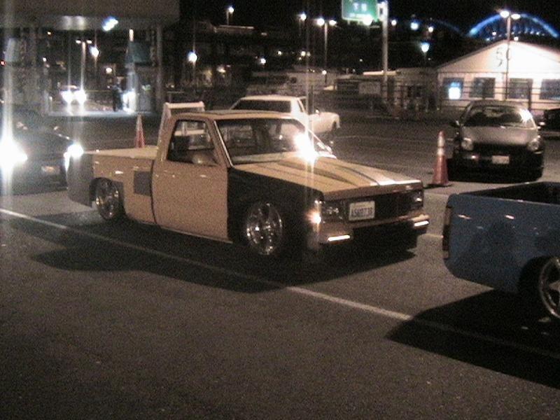 Scrapn1085s 1985 Chevy S-10 photo
