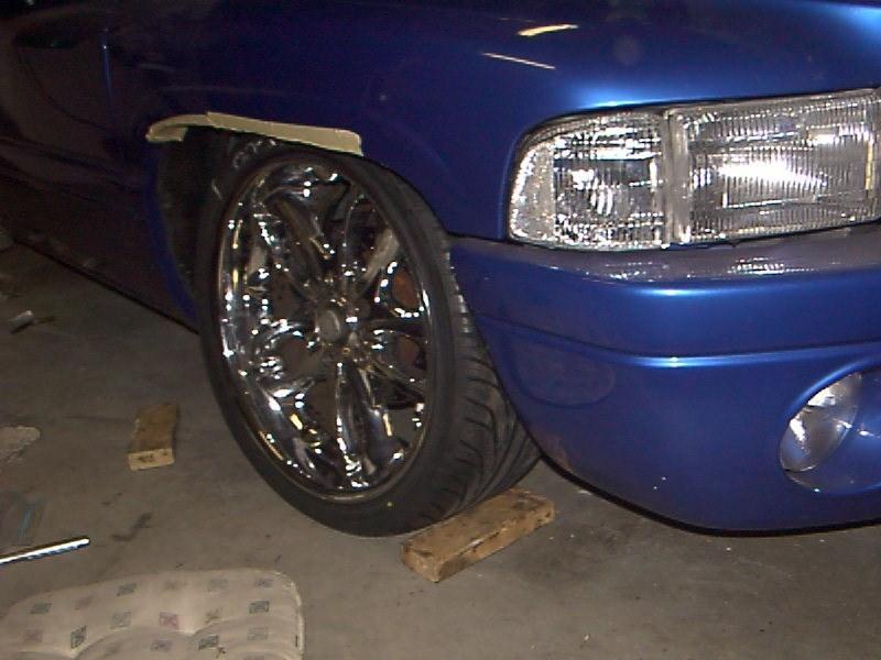 slammed97rams 1997 Dodge Ram 1/2 Ton P/U photo