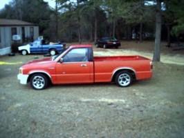 Mazdaratis 1988 Mazda B2200 photo thumbnail