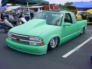 tukndrags 1994 Chevy S-10 photo