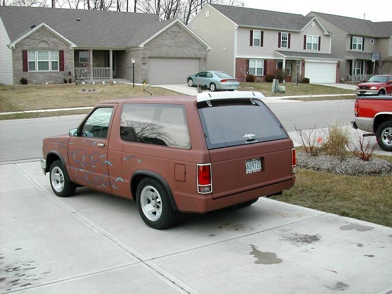 mr.eds 1990 Chevy S-10 Blazer photo