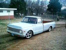 LkyDevilz72s 1972 Chevy C-10 photo thumbnail