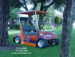 Cyclones 1997 GMC Hummer photo thumbnail
