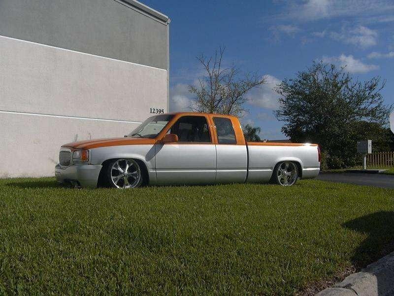 zeus95s 1995 Chevy Full Size P/U photo