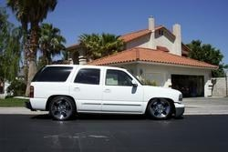 WhiteTaHOE420s 2001 Chevrolet Tahoe photo