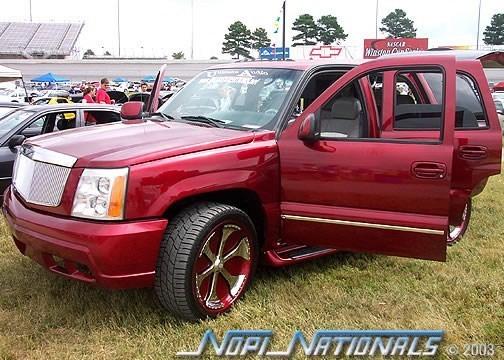 XPLECITs 2001 Chevrolet Tahoe photo