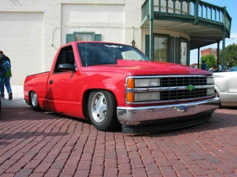 LowDown93s 1993 Chevrolet Silverado photo