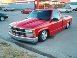 LowDown93s 1993 Chevrolet Silverado photo thumbnail