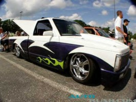dragginframe32s 1991 Chevy S-10 photo thumbnail