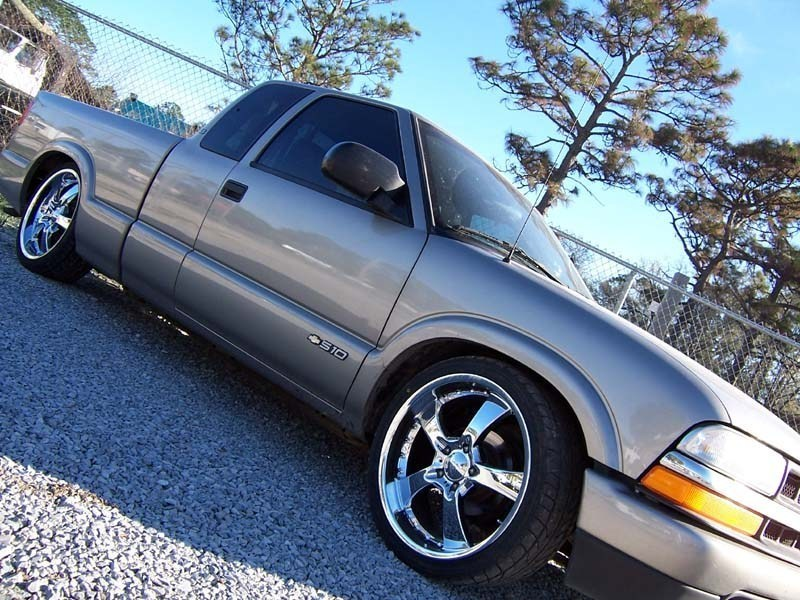 cabss 2003 Chevy S-10 photo