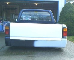 nevrdns 1989 Mazda B2200 photo thumbnail
