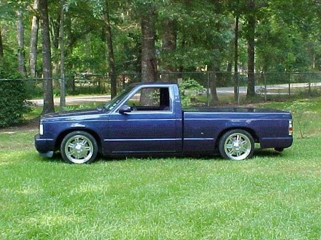 s10slammer04s 1988 Chevy S-10 photo