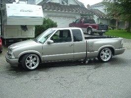 nelsons 1998 Chevy S-10 photo thumbnail