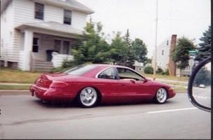 whitej34s 1995 Lincoln Mark VIII photo thumbnail