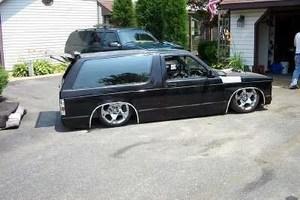 mxerup876s 1992 Chevy S-10 Blazer photo thumbnail