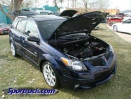 BOX S10s 2003 Pontiac Vibe photo thumbnail