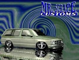 bertad2ps 1993 Chevy S-10 Blazer photo thumbnail