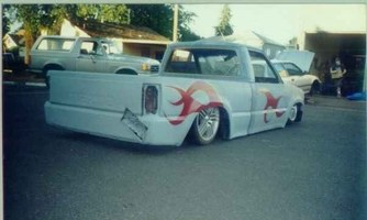 DRGNMAZDAs 1986 Mazda B2000 photo thumbnail