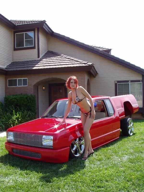 baggedmitsus 1994 Mitsubishi Mighty Max photo