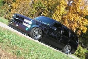 Blackdods 1999 Chevrolet Tahoe photo thumbnail