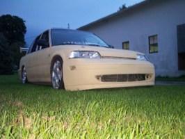DRAG4FUN91s 1991 Honda Civic photo thumbnail