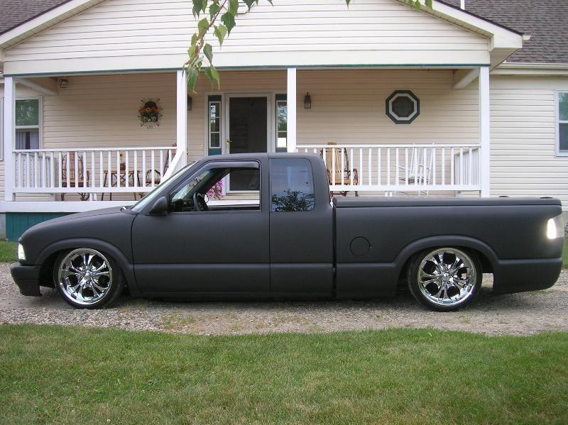 darkstar18s 1997 Chevy S-10 photo
