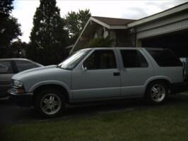 droptopbenzs 1998 Chevrolet Blazer photo thumbnail