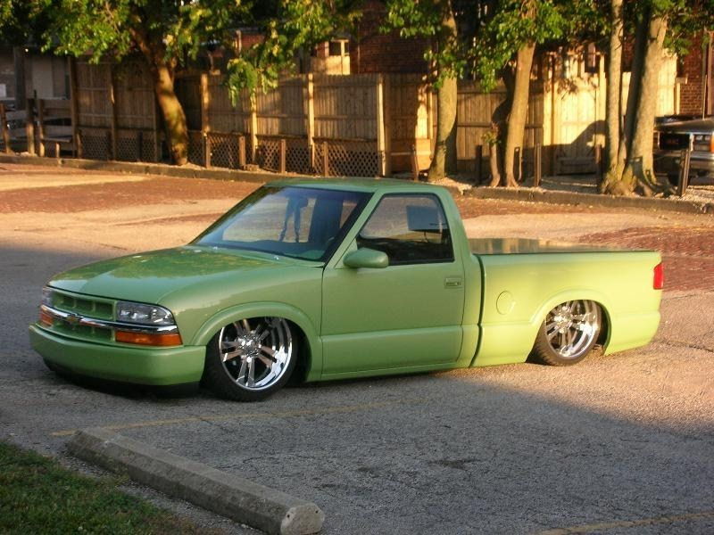 ///RA TROYs 1994 Chevy S-10 photo