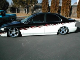 DEFL8EDs 1996 Honda Accord photo thumbnail