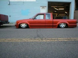 draggnmazdas 1989 Mazda B2200 photo thumbnail