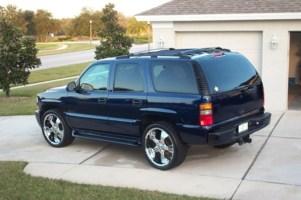 JAYRCs 2001 Chevrolet Tahoe photo thumbnail
