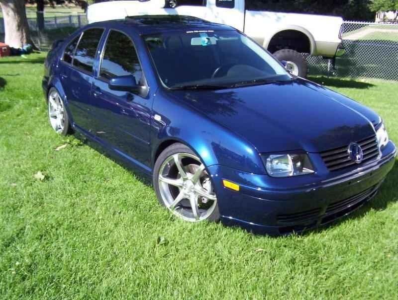 blkgsrcrs 2001 Volkswagen Jetta photo