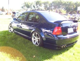 blkgsrcrs 2001 Volkswagen Jetta photo thumbnail