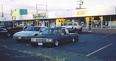 sparkinmazdawgs 1992 Mazda B2600 photo thumbnail