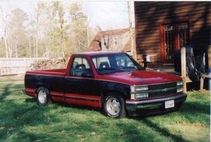 forsakenones 1993 Chevy Full Size P/U photo thumbnail