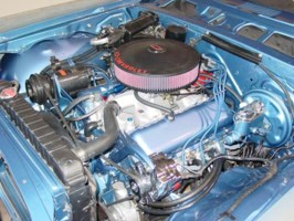KORD9445s 1968 Chevy Impala photo thumbnail