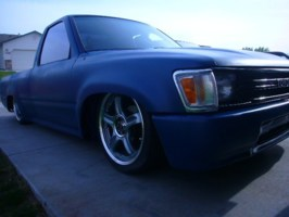 yotalude9196s 1991 Toyota 2wd Pickup photo thumbnail