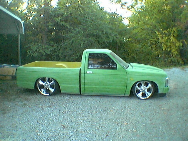 twolow91s10s 1991 Chevy S-10 photo