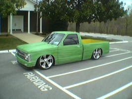 twolow91s10s 1991 Chevy S-10 photo thumbnail
