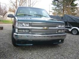 1500GREENs 1996 Chevy C/K 1500 photo thumbnail