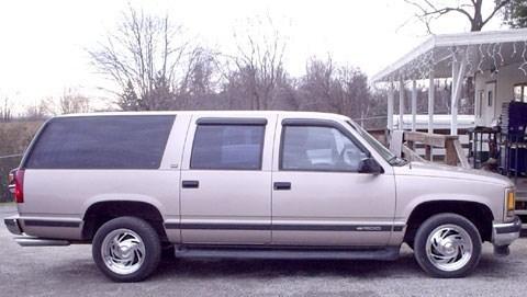vincers 1992 Chevrolet Suburban photo